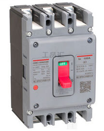 China Three Phase Main Circuit Breaker CDM3 Series Moulded Case 63 / 250 / 1250A supplier