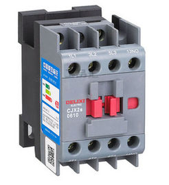 China 9 \ 50A Three Phase AC Electrical Switch Main Circuit Magnetic Contactor CJX2s Series supplier