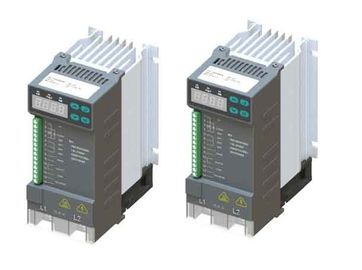 China 100A Current Single Phase Power Controller High Efficiency Small Volume supplier