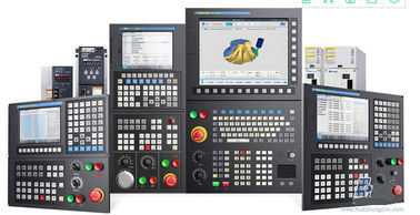 HNC-818AM Servo Motors And Drives CNC Controller True Color Graphics Interface Design