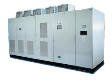 10KV 800KW Adjustable Frequency Drive , Variable Frequency Controller Dual Loop Control