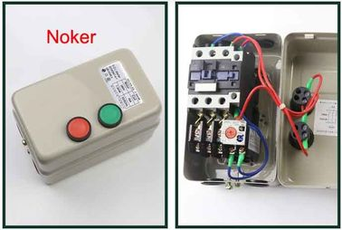 China M3 Core CPU Magnetic Motor Starter For Air Compressor Start With Overload Protection factory